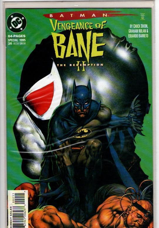 VENGENCE OF BANE #2 NEAR MINT $8.00