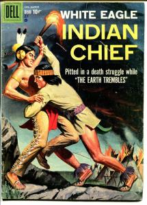Indian Chief  #33 1959-Dell-final issue-John Buscema-VG-