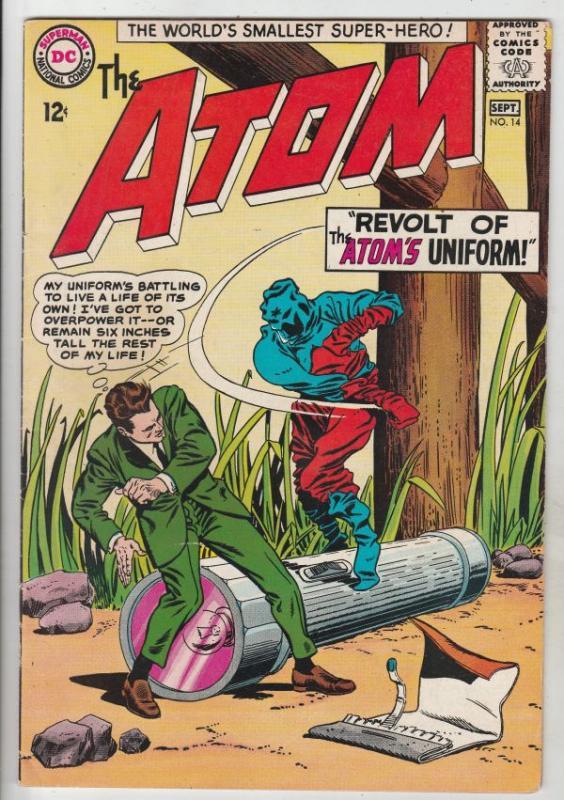 Atom, The #14 (Sep-64) FN/VF+ High-Grade The Atom