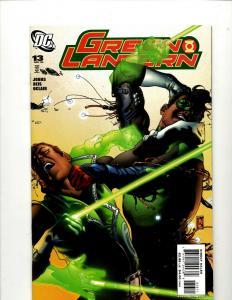 Lot of 12 Green Lantern DC Comic Books #13 14 15 16 17 18 19 21 22 23 24 25 EK5