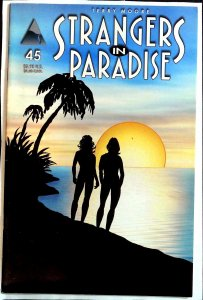 Strangers in Paradise #45 (2001)