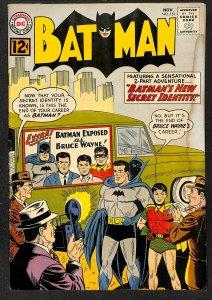 Batman #151 GD+ 2.5