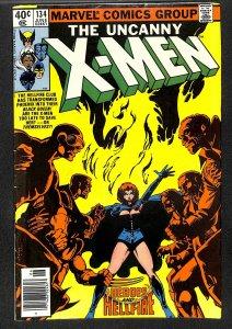 X-Men #134 VG/FN 5.0 1st Dark Phoenix! Marvel Comics