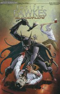 Lucifer Fawkes: Bloodflow #1 VF/NM; Rorschach | save on shipping - details insid