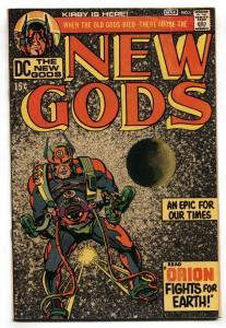 NEW GODS #1 1st issue DARKSEID comic book  1971 DC FN+