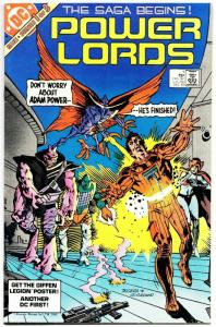Power Lords #1 (DC, 1983) VF-