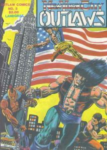 New York City Outlaws #3 FN; Outlaw | save on shipping - details inside