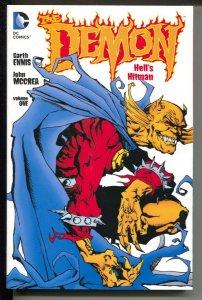 Demon: Hell's Hitman-Vol 1-Garth Ennis-2015-PB-VG/FN