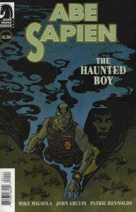 Abe Sapien: The Haunted Boy #1 FN; Dark Horse | save on shipping - details insid