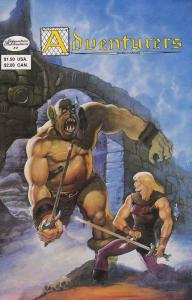 Adventurers, The (Book 1) #3 VF/NM; Adventure | save on shipping - details insid