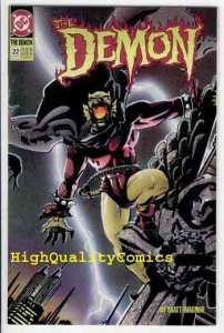 DEMON #22, NM+, Matt Wagner, 1992,Monster, Witch War, Occult, more in store