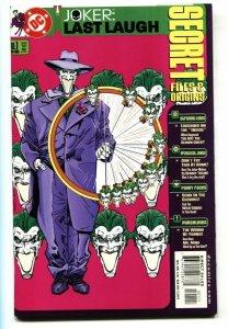 Joker: Last Laugh Secret Files #1 2001-comic book-DC