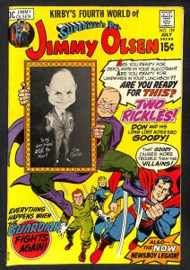Superman's Pal, Jimmy Olsen #139 (1971)