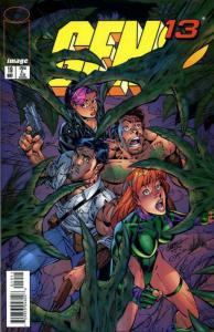 Gen13 #19 FN; Image | save on shipping - details inside