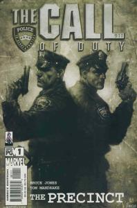 Call of Duty, The: The Precinct #1 VF/NM; Marvel | save on shipping - details in
