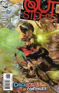 Outsiders (2003 series) #48, NM (Stock photo)