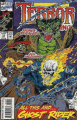 Terror, Inc. #13 VF/NM; Marvel | save on shipping - details inside