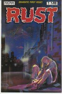 Rust # 1   A Freak alone !