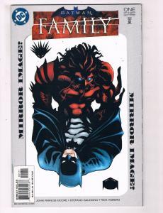 Batman Family #1 Of 8 VG/FN DC Comic Book DE5