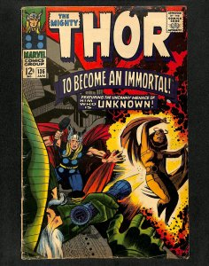 Thor #136 1st Adult Lady Sif!