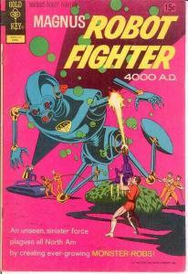 MAGNUS 31 F-VF   April 1972 COMICS BOOK