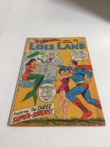 Superman's Girlfriend Lois Lane 97 Gd/Vg Good/Very Good 3.0 Water Damage DC SA