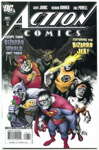 Action Comics #857 2007- Escape from Bizarro World part 3- Eric Powell NM