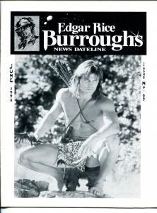 Edgar Rice Burroughs News Dateline #62 1998-Tarzan-comics-Casper Van Dien-VF
