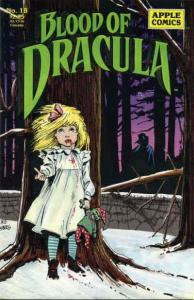 Blood of Dracula #18 FN; Apple | save on shipping - details inside