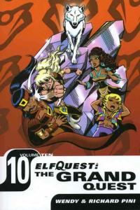Elfquest: The Grand Quest #10 VF/NM; DC | save on shipping - details inside