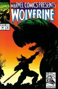 Marvel Comics Presents (1988 series) #98, NM- (Stock photo)