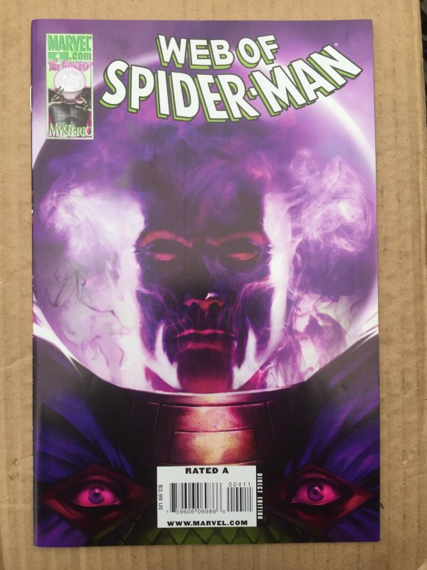 Web of Spider-Man #4 (2010)