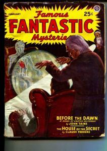 Famous Fantastic Mysteries-Pulp-2/1946-John Taine-Claude Farrere
