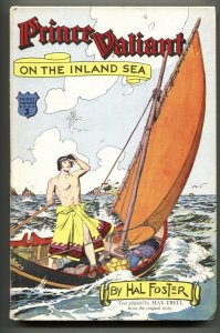 Prince Valiant On the Inland Sea Book #3 HC 1953 Hal Foster
