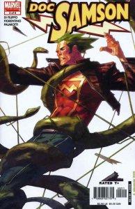 Doc Samson (2nd Series) #2 FN; Marvel   save on shipping - details inside