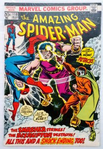 The Amazing Spider-Man #118 (VF)(1973)