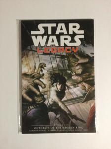 Star Wars Legacy Vol Volume 2 Tpb NM Near Mint Dark Horse