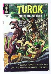 Turok: Son of Stone (1954 series) #61, VF- (Actual scan)