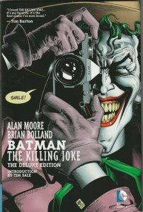 Batman The Killing Joke # 1 NM DC 2008 Deluxe Edition
