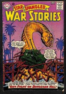 Star Spangled War Stories #119 (1965)