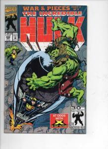 Incredible HULK #392, VF/NM, Keown, Bruce Banner, 1968 1992,more Marvel in store