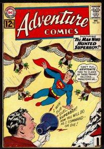 Adventure Comics #303 (Dec 1962, DC) 4.5 VG+