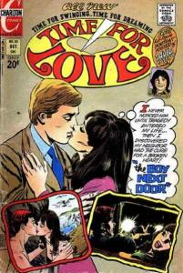 Time for Love #30 VG; Charlton | low grade comic - save on shipping - details in
