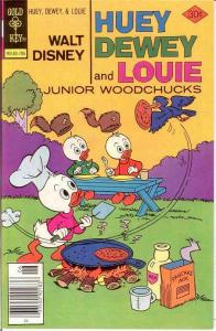 HUEY DEWEY & LOUIE (1966-1984 GK) 44 VF-NM June 1977 COMICS BOOK