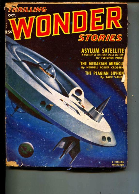 Thrilling Wonder Stories-Pulp-10/1951-Fletcher Pratt