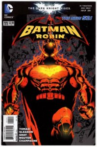 BATMAN AND ROBIN #11 (7.5) No Resv! 1¢ Auction!