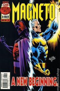Marvel MAGNETO (1996 Series) #4 VF