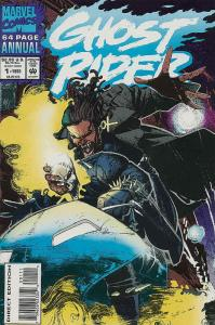 Ghost Rider (Vol. 2) Annual #1 VF; Marvel   save on shipping - details inside