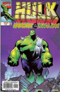 Hulk #2 (May-99) NM/MT Super-High-Grade Hulk, Bruce Banner