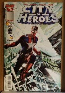 City of Heroes #1 (2005)